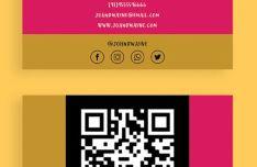 HD Modern Business Card Templates PSD