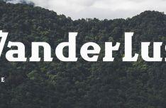 Wanderlust Typeface