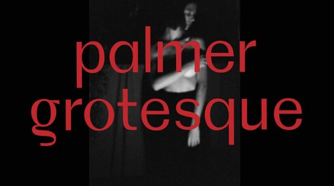 Palmer Grotesque Display Typeface