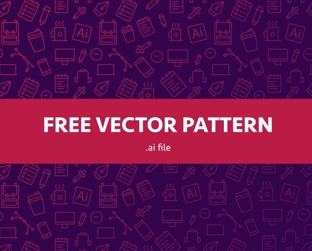 Life Pattern Vector