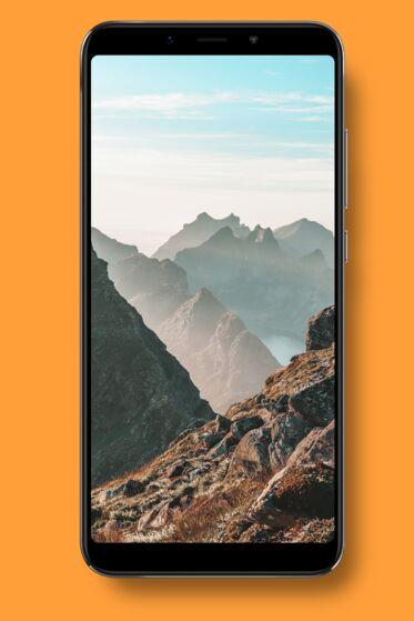 Xiaomi Mi A2 PSD Mockup