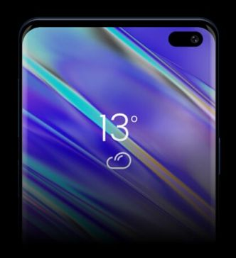 Samsung Galaxy S10 & S10+ PSD Mockup