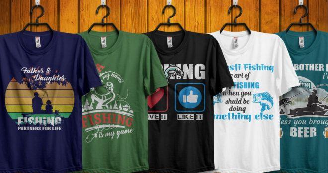 Costume T-Shirt Design Vector