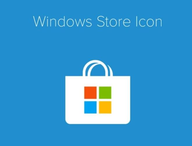Windws Store Icons For App Download Button