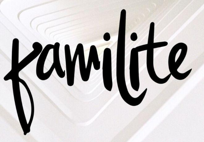 Familite Handwrting Font