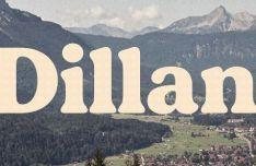 Dillan Serif Typeface