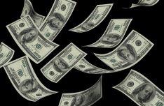 US Dollar PSD Mockup