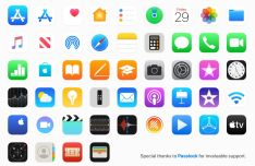 49 iOS App Icons For Sketch