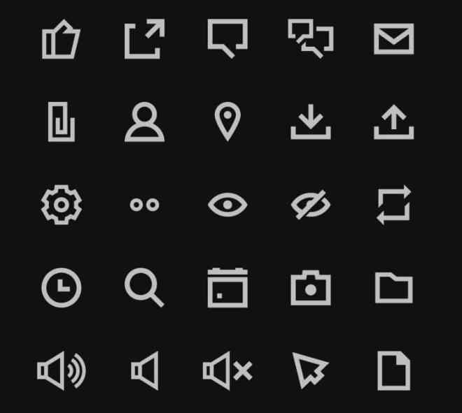 Holy Symbols Vector Icons