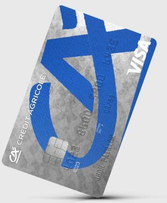 Plastic Credit Card PSD Mockup