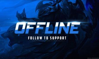 Twitch Banners Template For Photoshop