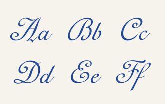 Baxter Script Font