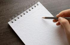 Realistic Sketchbook PSD Mockups