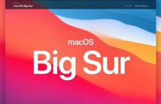 macOS 11 Big Sur Safari Browser Mockup Sketch