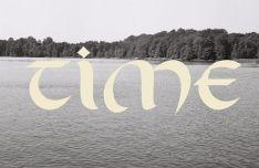 New Uncial Font