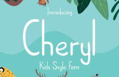 Kids Style Font