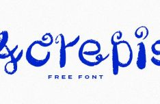 Acrepis Magic Font