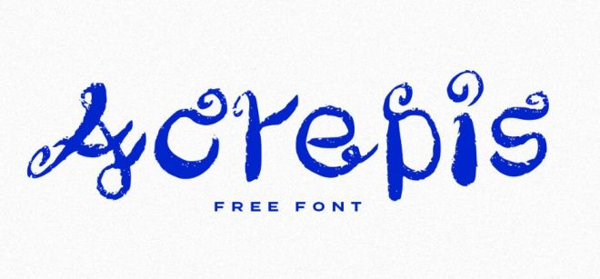 Acrepis Magic Font