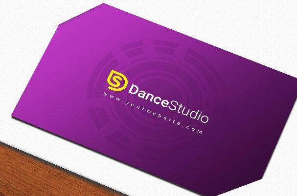 Premium Business Card PSD Mockup