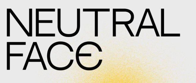 Neutral Display Font
