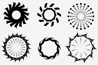Vector Patterns For Video Games