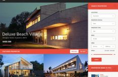 Centrum Real Estate PSD Template