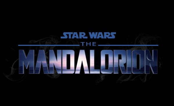 Mandalorian Logo Text Effect For Photoshop
