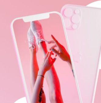Minimal iPhone 12 Mockup (Figma & PSD)