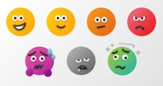 Microsoft Teams Inspired Emoji (PNG & SVG)