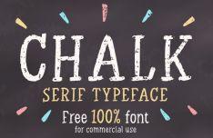 Chalk Serif Font
