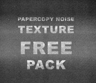 5 Papercopy Noise Textures