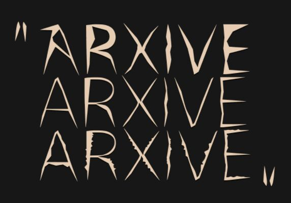 ARXI Font