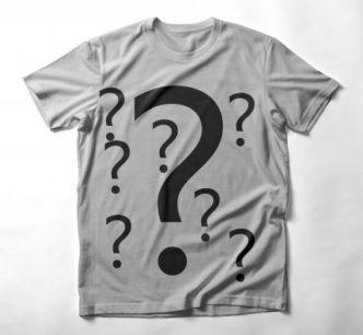 Minimal T-shirt Brand Design PSD