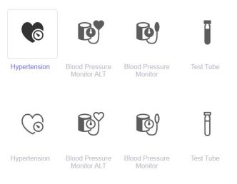 800+ Health Icons (PNG & SVG)