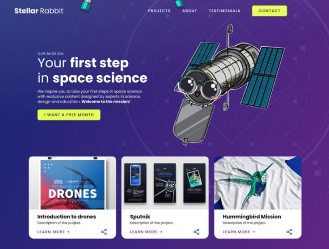 Awesome Landing Pages Figma