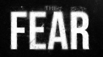 The Fear Text Effect PSD