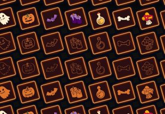 32 Spooky Icons For Halloween Design