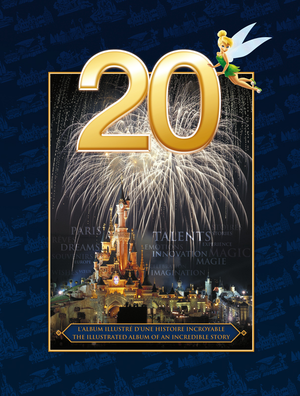 Image result for Disneyland Paris: twenty years of dreams