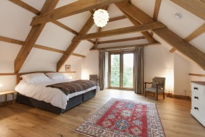 Bedroom 1 (upstairs)