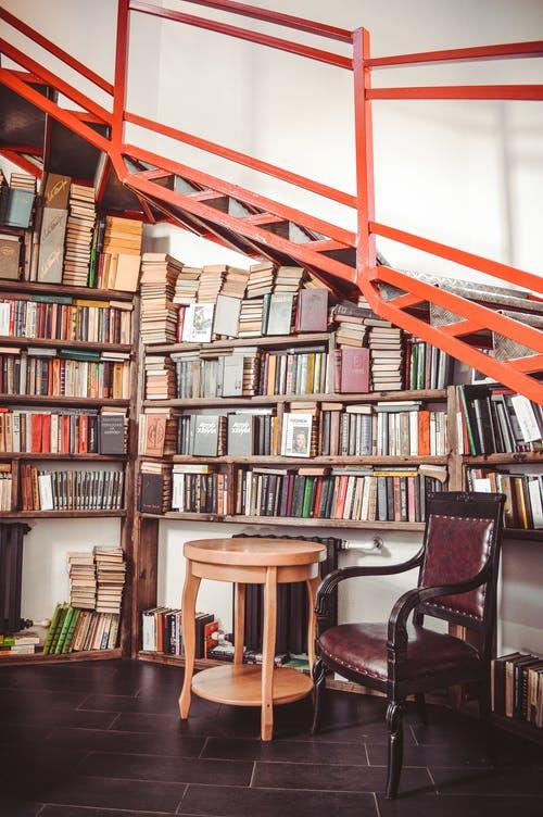 astuces pour amenager une bibliotheque