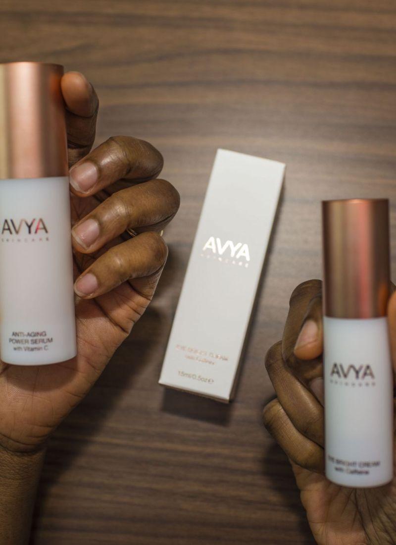 Avya skincare: Beauty line for all skin type