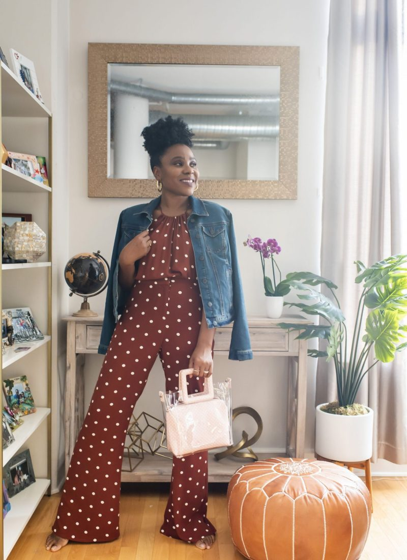 Must have in your closet for Summer: Polkadot set by Scoop