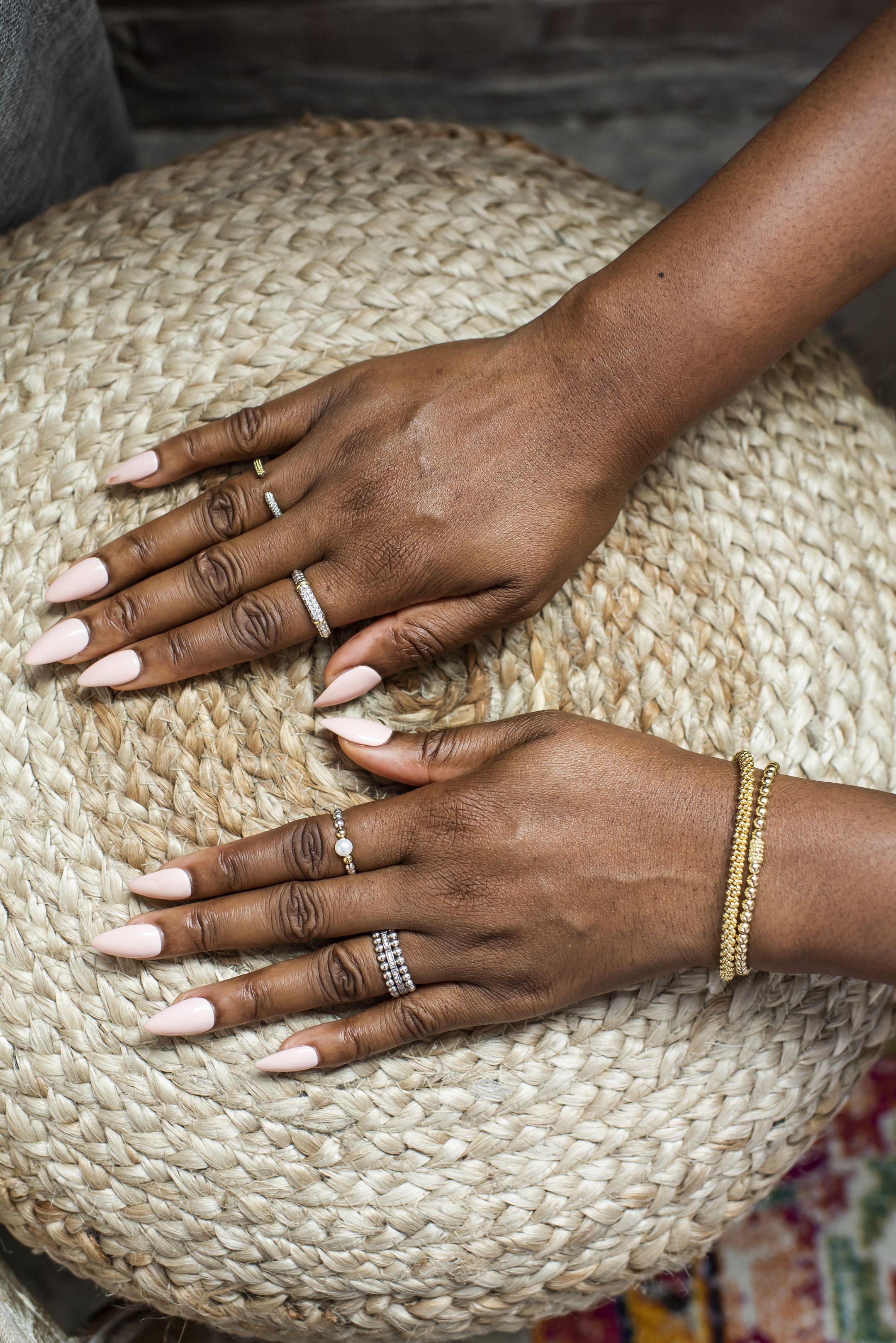 LAGOS Gold Beaded Bracelet
