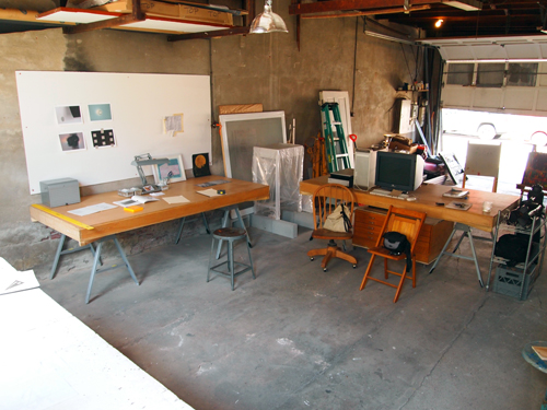 Anna Neighbor, Studio Interior