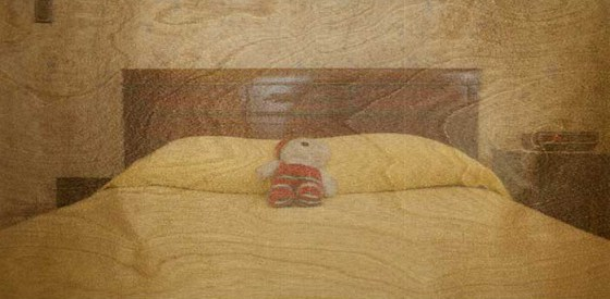 Untitled (Bed)