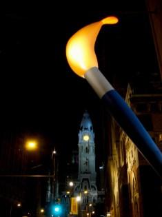 Paint Torch, 2011
