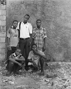 Leonce Love, Alex Louis, Londel Innocent, Even Richelieu, Robert Louis aka Makeny