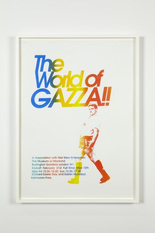 The World of Gazza!!, 1995