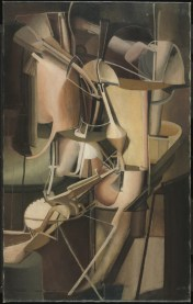 Bride, 1912, Marcel Duchamp, American (born France), 1887 – 1968. Oil on canvas, 35 1/4 x 21 7/8 inches (89.5 x 55.6cm) Philadelphia Museum of Art, The Louise and Walter Arensberg Collection, 1950. © 2012 Artists Rights Society (ARS), New York/ADAGP, Paris/Succession Marcel Duchamp
