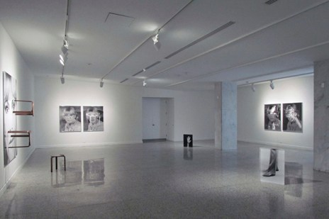 Marlo Pascual, installation view. The Galleries at Moore College of Art & Design, Philadelphia. September 14 ­ October 19, 2013.